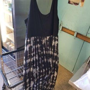 Torrid maxi dress